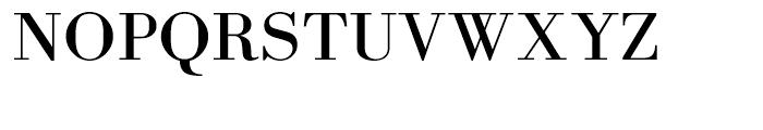 Domino Font UPPERCASE