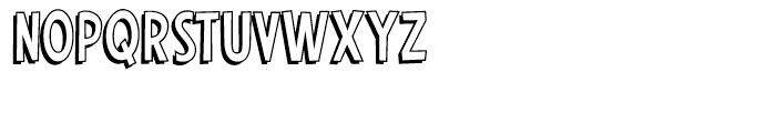 Doohickey Intl Open Font LOWERCASE
