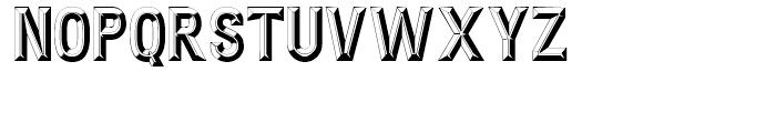 Double D NF Regular Font LOWERCASE