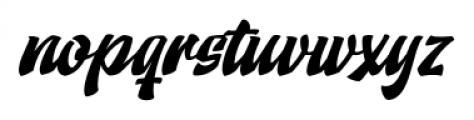 Doedel Alternate 1 Font LOWERCASE