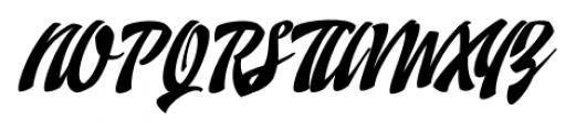 Doedel Pro Font UPPERCASE