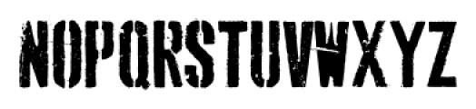 Dogjaw Pro Regular Font LOWERCASE