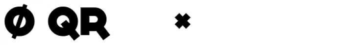 DOCK11 Font UPPERCASE