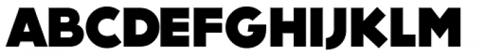 DOCK11 Font LOWERCASE