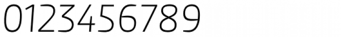 Dobra Light Italic Font OTHER CHARS