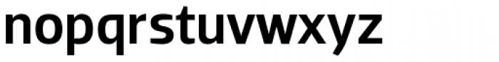 Dobra Medium Font LOWERCASE