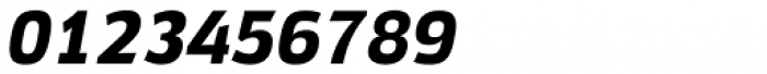 Docu Bold Oblique Font OTHER CHARS