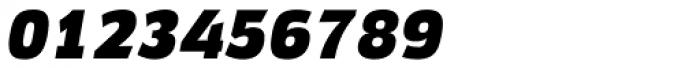 Docu Extra Bold Oblique Font OTHER CHARS