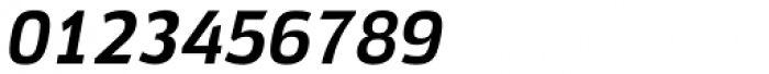 Docu Medium Oblique Font OTHER CHARS
