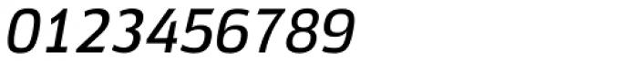 Docu Regular Oblique Font OTHER CHARS