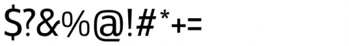 Docu Regular Font OTHER CHARS