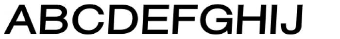 Document Heavy Font UPPERCASE