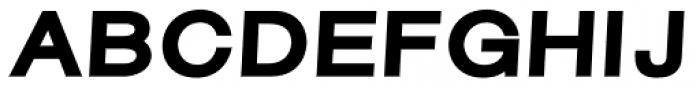 Document Ultra Font UPPERCASE