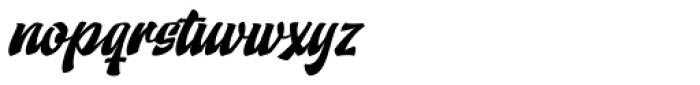 Doedel Alternate 1 Multiple Font LOWERCASE