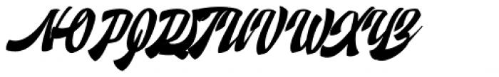 Doedel Alternate 2 Multiple Font UPPERCASE
