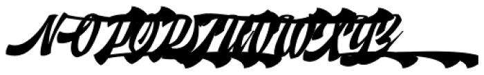 Doedel Alternate 4 Multiple Font UPPERCASE