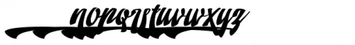 Doedel Alternate 4 Multiple Font LOWERCASE
