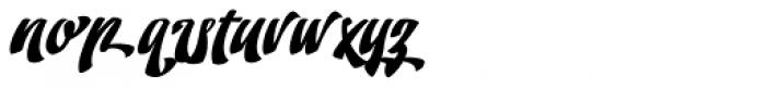 Doedel Alternate 5 Multiple Font LOWERCASE