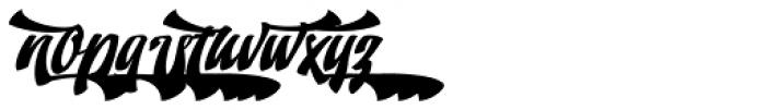 Doedel Alternate 6 Multiple Font LOWERCASE