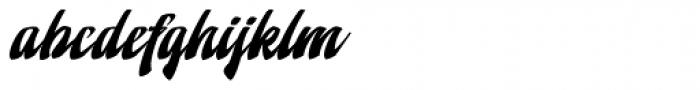 Doedel Pro Font LOWERCASE