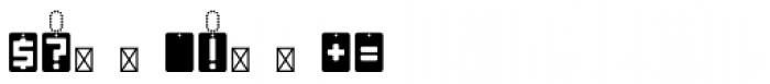 Dog Tag Regular Font OTHER CHARS