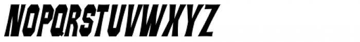 Doggone It Oblique JNL Font LOWERCASE