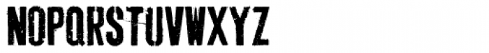 Dogjaw Pro Font UPPERCASE