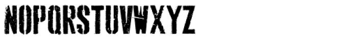 Dogjaw Pro Font LOWERCASE