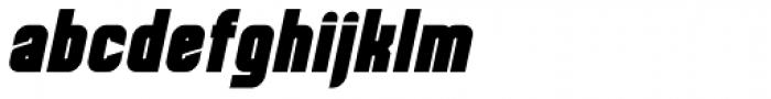 Dohrma Italic Font LOWERCASE