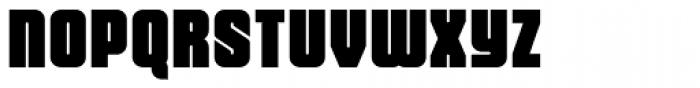 Dohrma Font UPPERCASE
