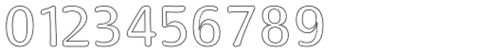 Doki Doki Tokimeki Hollow Font OTHER CHARS