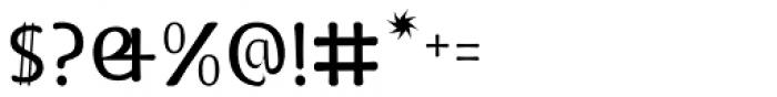 Doki Doki Tokimeki Light Font OTHER CHARS