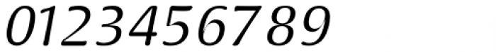 Doki Doki Tokimeki Thin Italic Font OTHER CHARS