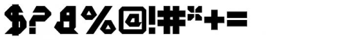 DokterBryce Black Font OTHER CHARS