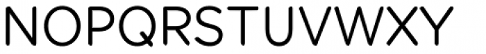 Dol 55 Regular Font UPPERCASE
