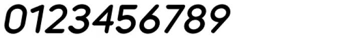 Dol 65 Medium Oblique Font OTHER CHARS