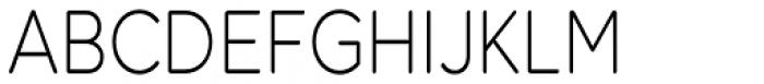 Dol Condensed 45 Light Font UPPERCASE