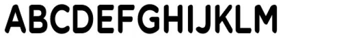 Dol Condensed 75 Bold Font UPPERCASE