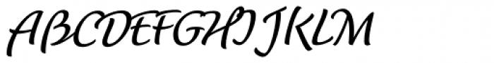 Dolce Bold Font UPPERCASE