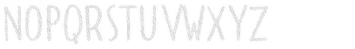 Dolce Caffe Multiline Font UPPERCASE