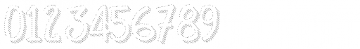 Dolce Caffe Shadow Font OTHER CHARS