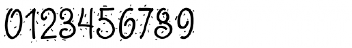 Dolina Script Font OTHER CHARS