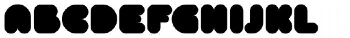 Doll Font UPPERCASE