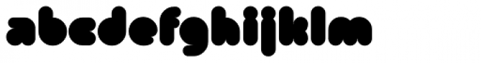 Doll Font LOWERCASE