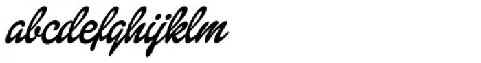 Dollie Script Font LOWERCASE