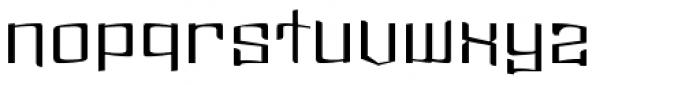 Dolsab Air Font LOWERCASE