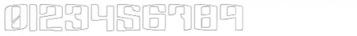 Dolsab Heavy Outlines Font OTHER CHARS