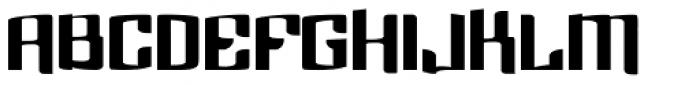 Dolsab Heavy Font UPPERCASE