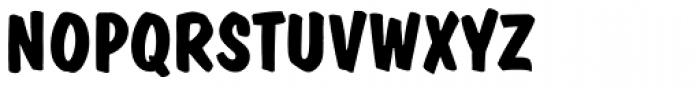 Dom Bold BT Font UPPERCASE