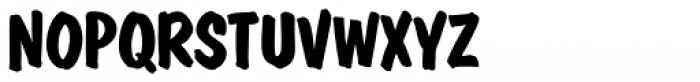 Dom Casual SH Bold Font UPPERCASE